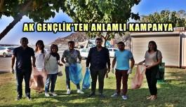 AK Gençlik'ten Anlamlı Kampanya