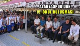 Alanyaspor'dan 15. buluşma