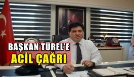 Başkan Türel'e acil çağrı