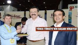 Hisarcıklıoğlu: YÖREX Türkiye'nin başarı hikayesi