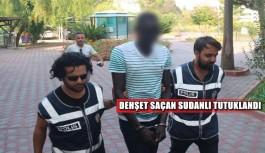 Kemer'de 4 kişiyi yaralayan ve cinsel tacizle suçlanan Sudanlı tutuklandı