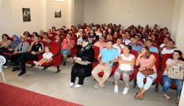 Öğretmenlere bilgilendirme toplantısı