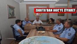 Zabıta'dan AGC'ye ziyaret