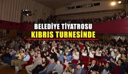 Belediye Tiyatrosu Kıbrıs turnesinde
