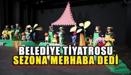 Belediye Tiyatrosu'ndan sezona merhaba