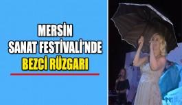 Mersin Engelsiz Sanat Festivali'nde Bezci Rüzgarı