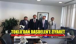 Toklu'dan Daşdelen'e ziyaret