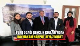 Türk Ocağı Gençlik Kolları'ndan...
