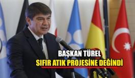Başkan Türel Sıfır Atık projesine değindi