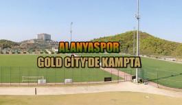 Alanyaspor Gold City'de kampta
