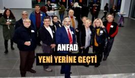 ANFAD yeni yerine geçti