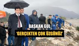 """Başkan Gül: """"Gerçekten çok üzgünüz"""""""