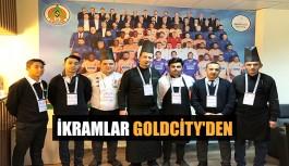 İkramlar Goldcity'den
