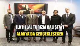 İlk Helal Turizm Çalıştayı Alanya'da gerçekleşecek