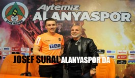 Josef Sural Aytemiz Alanyaspor'da