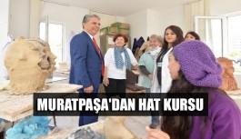 Muratpaşa'dan hat kursu