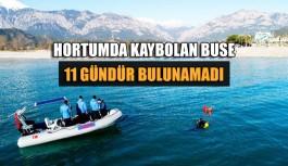 Hortumda kaybolan Buse 11 gündür bulunamadı