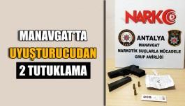 Manavgat'ta uyuşturucudan 2 tutuklama