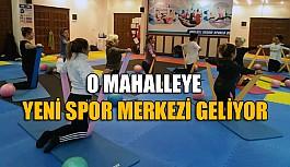 Alanya Belediyespor spor merkezi açıyor