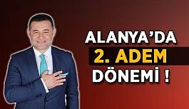 Alanya'nın gülen adamı seçimi farkla kazandı!