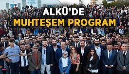 ALKÜ'de muhteşem program