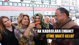 Sena Nur Çelik: Kaynakları 95 kat arttırdık!