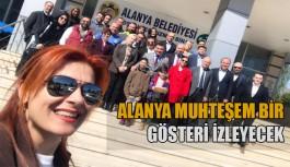 Türk Yıldızları'nın Alanya'ya gelmesi için 20 bin...