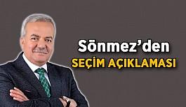 Abdullah Sönmez'den seçim açıklaması