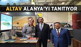 ALTAV, Alanya'yı Azerbaycan'da tanıttı