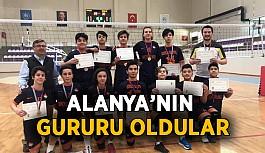 Bahçeşehir Alanya, Türkiye Finalleri'nde