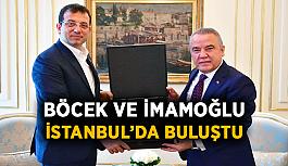 Böcek ve İmamoğlu İstanbul'da buluştu