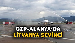 GZP-Alanya'da Litvanya sevinci