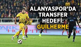 Alanyaspor'da transfer hedefi: Guilherme
