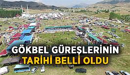 Gökbel Güreş Festivali'nin tarihi belli oldu