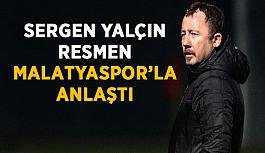 Sergen Yalçın resmen Malatyaspor'la anlaştı!