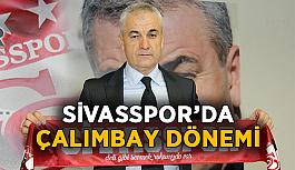 Sivasspor, Çalımbay ile sözleşme imzaladı