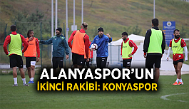 Alanyaspor'un ikinci rakibi: Konyaspor