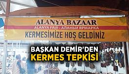 Başkan Demir'den sert tepki
