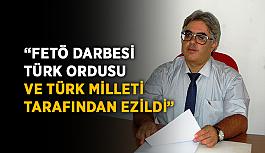 Başkan Kurtoğlu 15 Temmuz hakkında konuştu