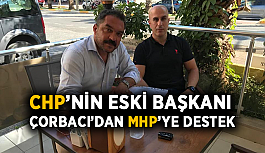CHP'nin eski Başkanı Çorbacı'dan MHP'ye destek