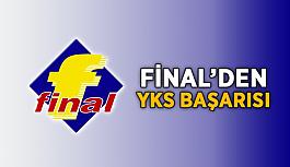 Final'den YKS başarısı
