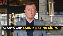 Alanya CHP sandık başına gidiyor