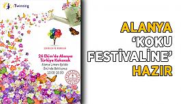 Alanya 'Koku Festivaline' hazır