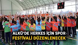 ALKÜ'de herkes için spor festivali düzenlenecek