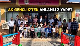 AK Gençlik'ten anlamlı ziyaret
