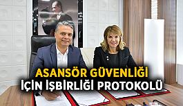 Asansör güvenliği için işbirliği protokolü