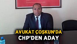 Avukat Çoşkun'da CHP'den aday