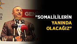 Bakan Çavuşoğlu'ndan Somali'deki terör saldırısına ilişkin açıklama