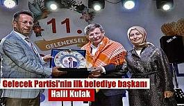 Davutoğlu'nun ilk Belediye başkanı Halil Kulak oldu