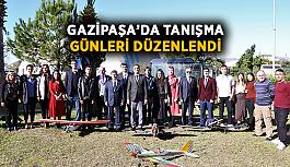 Gazipaşa'da tanışma günleri düzenlendi